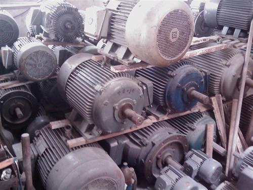 废旧电机4