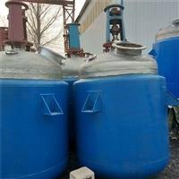 常年供应二手化工设备出售搪瓷反应釜不锈钢反应釜全国发货